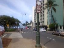 Straßen von Waikiki