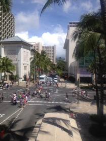 Honolulu Innenstadt