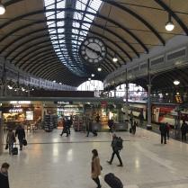 Hauptbahnhof Newcastle