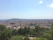 Aussicht vom Park Guell 1