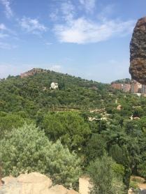 Aussicht vom Park Guell 2