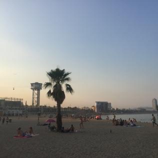 Strand Barcelonetta