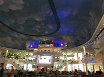 Food Court im Trafford Center