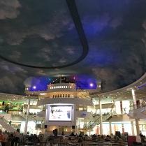Food Court im Trafford Center